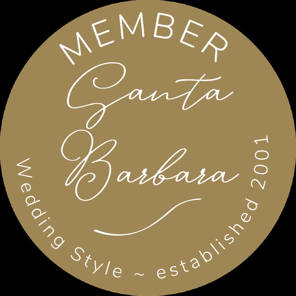 Member Santa Barbara Wedding Style